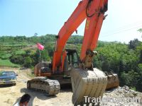 Sell Used Hitachi Excavator ZX210LC-3