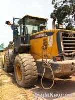Sell Used XCMG Loader Chinese Cheap Loader