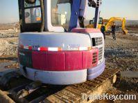 Sell Used Mini Komatsu Excavator PC50