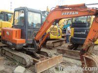Sell Used Small Excavator Doosan DH35 Excavator