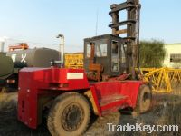 Sell Used TCM Forklift FD200, Made In Japan