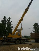 Sell Used XCMG Crane Cheap Crane