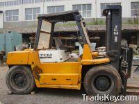 Sell Used TCM Forklift FD80