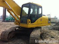 Sell Used Komatsu PC200-7 Excavator, Komatsu PC200