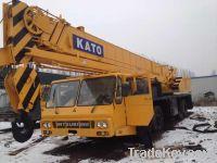 Sell Used KATO NK400E Crane