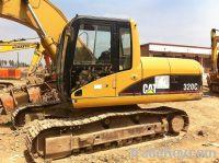 Sell Used CAT Excavator Caterpillar Crawler Excavator CAT320C Excavator
