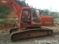 Sell Used Daewoo Excavator DH220LC-V