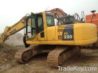 Sell Used Komatsu PC220-8 Excavator, Komatsu 220