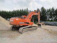 Sell Used Korean Excavator Doosan DH258LC-7