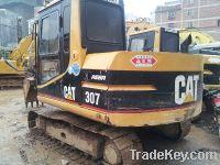 Sell Used Mini Cat Excavator, Cat307