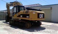 Sell Used Cat325D Excavator, Cat325 Excavator
