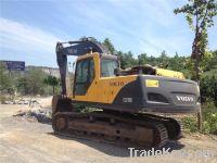 Sell Used Volvo Excavator, Volvo EC210B Excavator