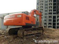 Sell Used Hitachi ZX200 Excavator, Model 2010