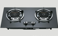 gas stove and hoods