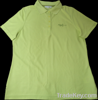 Ladies Short Sleeve Polo Shirt