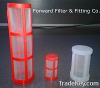 Sell nylon filter pipe