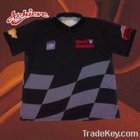Sell 2013 custom fashion sublimation racing shirt