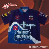 Sell Custom popular sublimation racing shirt