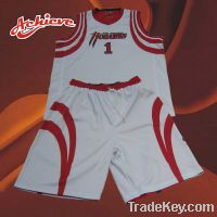 Sell Promotional Cheap Sublimated Basketball Uniforms