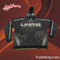 Sell custom popular sublimation polyester hoodies