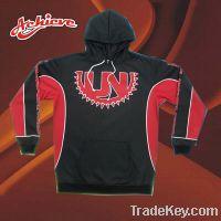 Sell Custom sublimation pull over hoodies