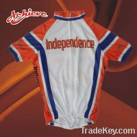 Sell 2013 OEM service sublimation cycling shirt