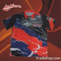 Sell Full sublimation customized motor racing shirts