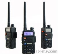 Sell two way radio, walkie talkie UV-5R