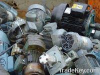 electric motor scraps.