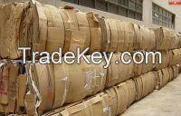 Occ Waste Paper - Cardboard & Kraft Paper Scraps