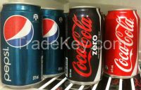 Soft Drinks Classic 330ml in Cans