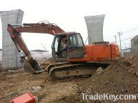 Sell Used Excavators Hitachi ZX200-6