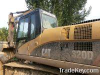 Sell Used Excavators Caterpillar 320D
