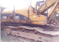 Sell Used Excavators Caterpillar 320C