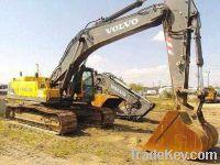 Sell Used Excavators volvo EC460B