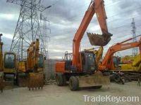 Sell Used Excavators Volvo EC210B