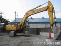 Sell Used Excavators Kato DH1023