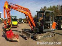 Sell Used Excavators Daewoo 35-7