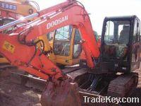 Sell Used Excavators Daewoo 80