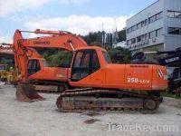 Sell Used Excavators Daewoo 250-5