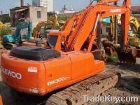 Sell Used Excavators Daewoo 300-5