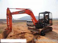 Sell Used Excavators Daewoo 55-7