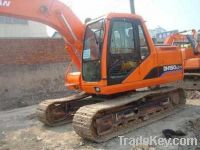 Sell Used Excavators Daewoo 150-7