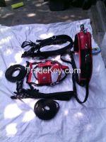 PVC harness set
