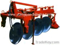 two way disc plough