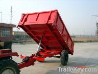 Sell 4 ton tractor farm trailer