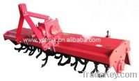 agricultural tractor rotavator