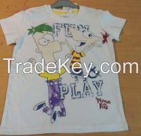 Sell Fashionable T-shirts for Boys