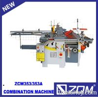Sell wood combined machine/woodworking combination machine