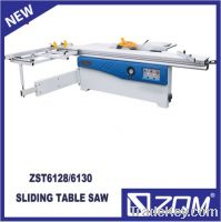 Sell wood sliding table saw/woodworking panel saw with sliding table